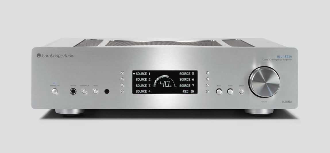 Cambridge Audio Azur 851 A (Silver)