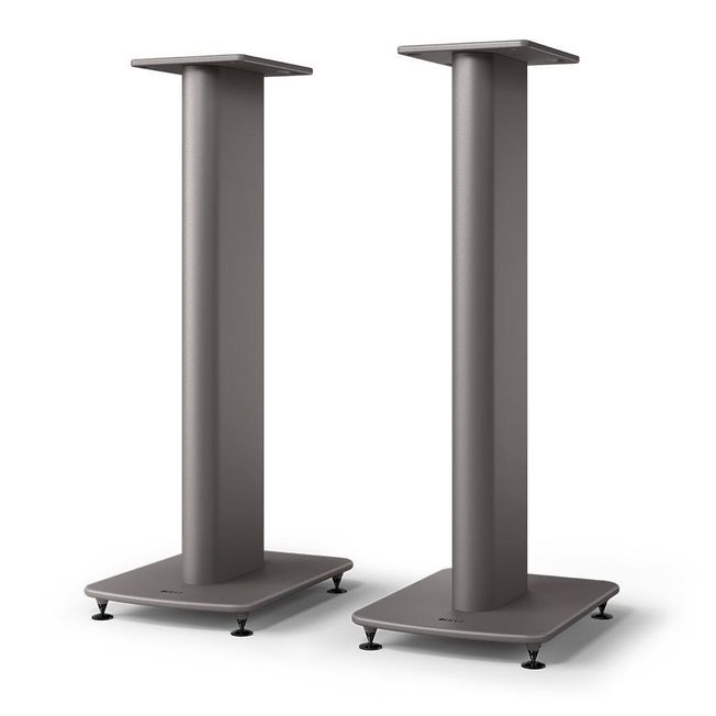 KEF PERFORMANCE SPEAKER STAND II (Titanium Grey)