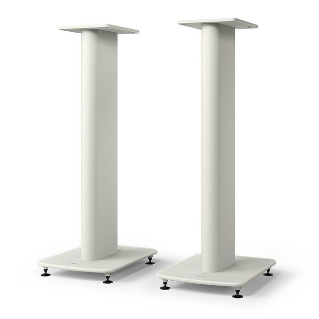 KEF PERFORMANCE SPEAKER STAND II (Mineral White)