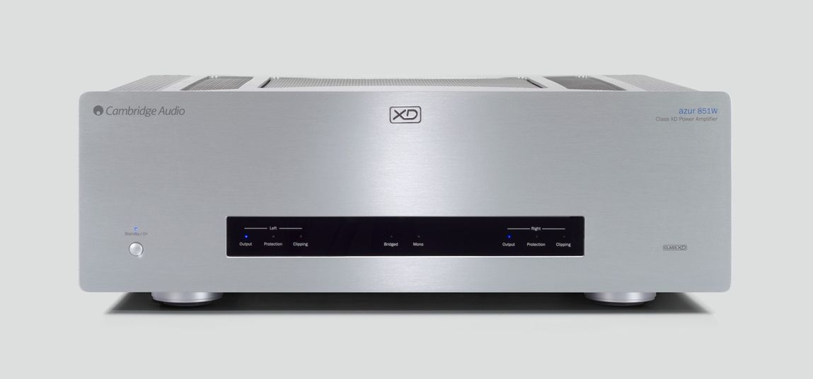 Cambridge Audio Azur 851 W (Silver)