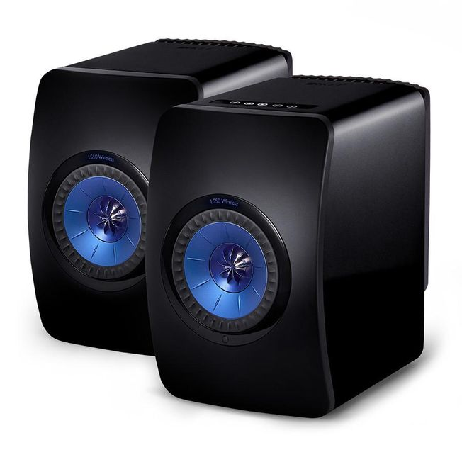 KEF LS50 Wireless (Black)