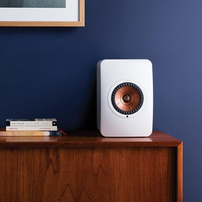 KEF LS50 Wireless (White)