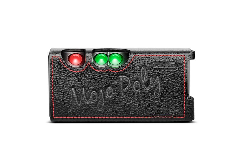 Chord Mojo/Poly Leather Case